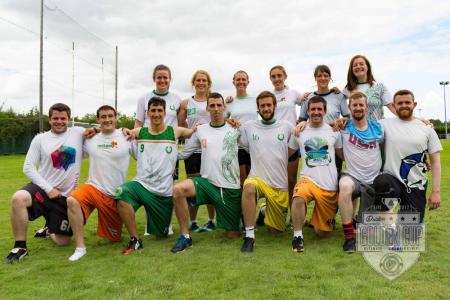 Команда Trilogy натурнире Dublin's Golden Cup 2017 (МД, 2/20)