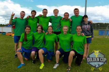 Команда 4 Hands натурнире Dublin's Golden Cup 2015 (МД, 12/16)