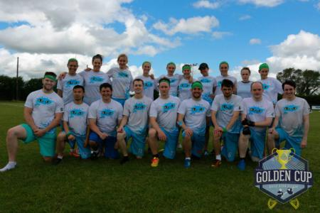 Команда Jabba the Huck натурнире Dublin's Golden Cup 2015 (МД, 16/16)