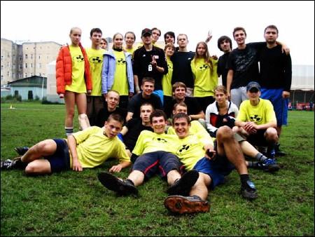 Команда ОксиДискО натурнире ОЧР 2004 (ОД, 9/12)