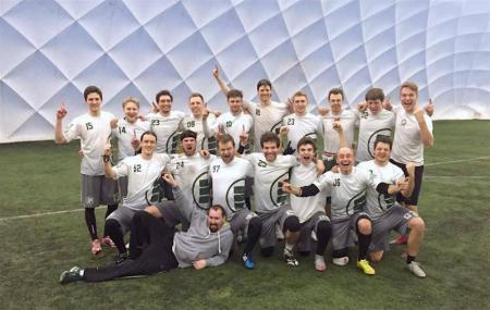 Команда thebigEz натурнире Seven 2016 (Open, 1/8)