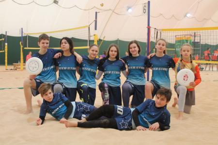 Команда Piter Stars натурнире Зимняя Пляжная Лига, II Этап (МД, 14/16)