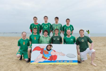 Команда Irish Open Beach натурнире Yes But Nau 2013 (Elite, 8/8)