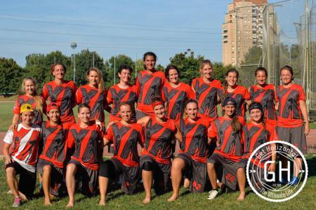 Команда YAKA натурнире EUCR-S O+W 2015 (ЖД, 6/7)
