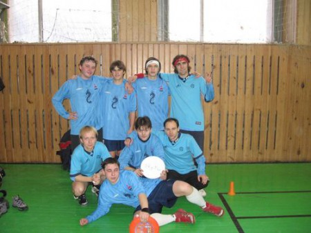 Команда Скай Про натурнире Лорд Новгород 2006 (ОД, 10/24)