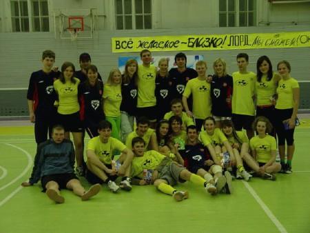 Команда ОксиДискО натурнире Лорд Новгород 2006 (ОД, 11/24)