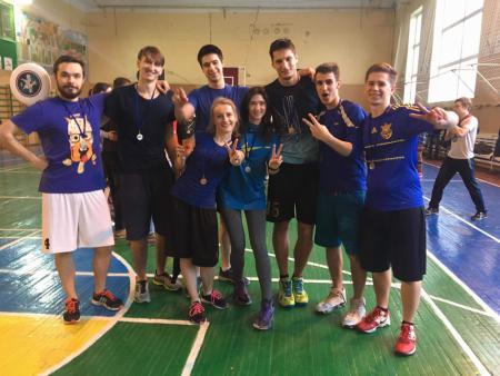 Команда Синий кактус натурнире Ковбойський Капелюх 2018 (МД, 2/6)