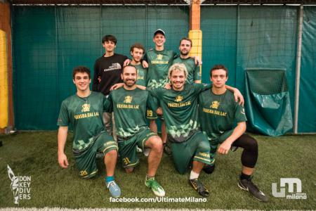 Команда Frasba dal Lac натурнире Big Up! 2018 (ОД, 7/16)