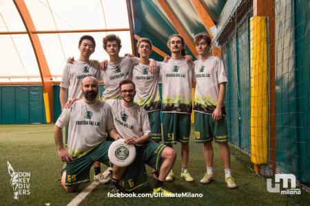 Команда Frasba dal Lac 2 натурнире Big Up! 2018 (ОД, 16/16)