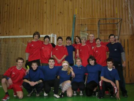 Команда Флаинг Степс натурнире Лорд Новгород 2006 (ОД, 16/24)