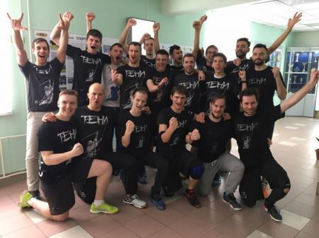 Команда Тени натурнире Лорд Новгород 2018 (ОД, 6/28)