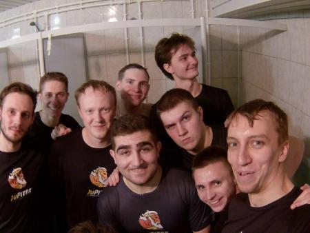 Команда Фульгур натурнире Лорд Новгород 2018 (ОД, 8/28)