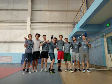 Команда СПбГУ натурнире BEST 2018 (ОД, 3/9)