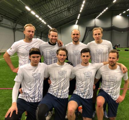 Команда Viksjöfors 1 натурнире Hello Stockholm 2018 (ОД, 8/30)