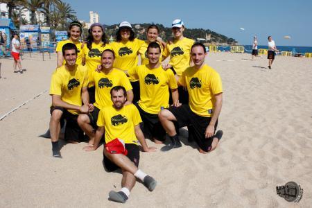Команда Corocotta, Spain натурнире Costa Brava 2011 (МД, 2/24)