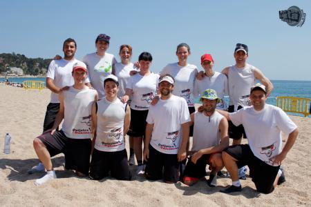 Команда Quijotes, Spain натурнире Costa Brava 2011 (МД, 3/24)