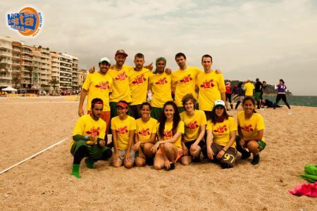 Команда Guayota, Spain натурнире Costa Brava 2013 (Mixed, 2/?)