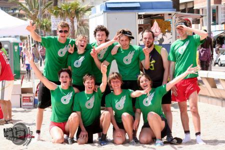 Команда Gentle натурнире Costa Brava 2011 (МД, ?/24)