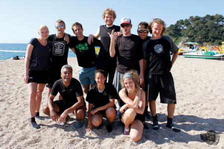 Команда XLR8RS натурнире Costa Brava 2011 (МД, ?/24)