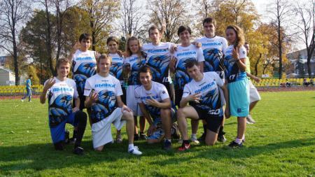 Команда НИУ ВШЭ натурнире ОСТ-2011 (финал) (ОД, 4/6)