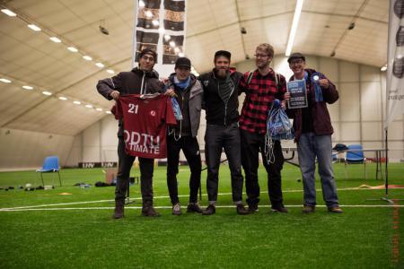 Команда The Dalahästs натурнире Kick in de Kök 2018 (ОД, 21/21)