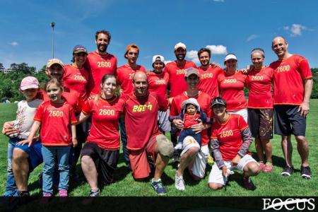 Команда Bogota 2600 натурнире Talampaya 2016 (Mixed, 4/18)