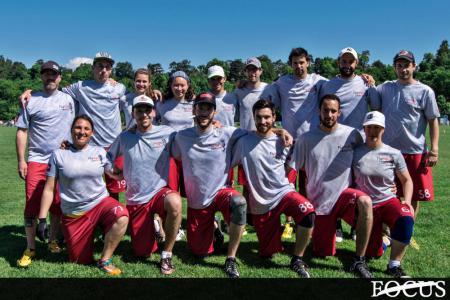 Команда FHL 2 натурнире Talampaya 2016 (Mixed, 16/18)