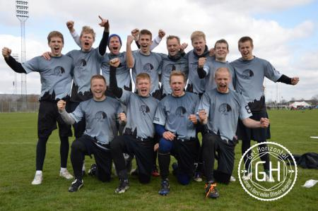 Команда Aarhus натурнире WCU 2013 (ОД, 4/?)
