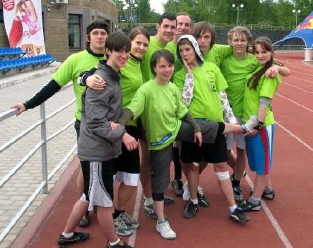 Команда В Салат натурнире МФЛД 2008 (2 дивизион, 6/12)