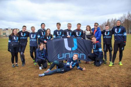Команда Union натурнире 3й этап ПРЮ 2017/2018 (ОД, 1/12)
