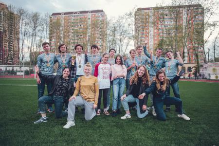 Команда СПбГУ натурнире Кубок Конструкторов 2018 (ЖД, 7/12)