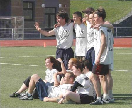 Команда Флегматичная Собака натурнире МФФ (МФЛД) 2004 (Микс дивизион, 5/12)