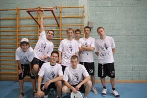 Команда Ми энд Май Манки натурнире Rigas Rudens 2011 (ОД, 18/19)