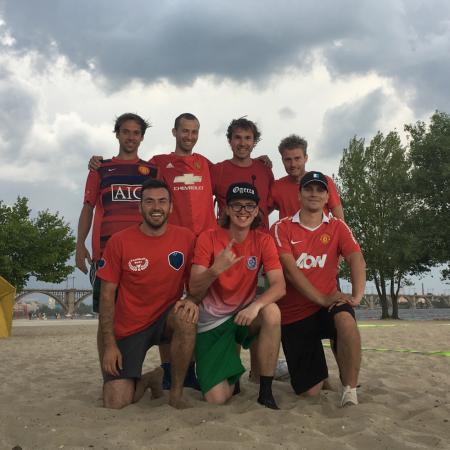 Команда Спорт і натурнире Dnipro Beach 2018 (ОД, 6/9)