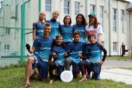 Команда Piter Stars натурнире 4й этап ПРЮ 2017/2018 (ОД, 6/7)
