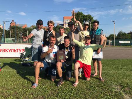 Команда Сокол-Цинциннати натурнире ЧВО 2018 (ОД, 2/7)