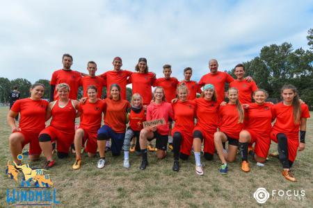 Команда Hungary Mixed National Team натурнире Windmill Windup 2018 (МД, 26/40)