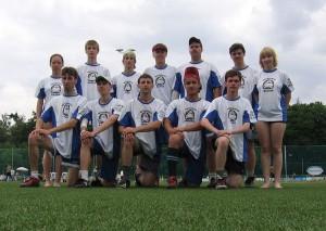Команда Novgorod Bears натурнире EUCC 2005 (ОД, 29/32)