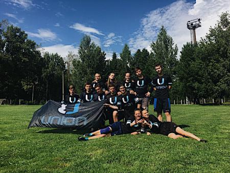 Команда Union натурнире II этап МЛР 2018 (МД, 8/9)