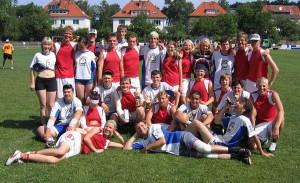 Команда Unistars натурнире EUCC 2005 (ОД, 31/32)