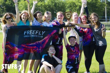 Команда Freefly WM натурнире STUF8 (ОД, 8/8)