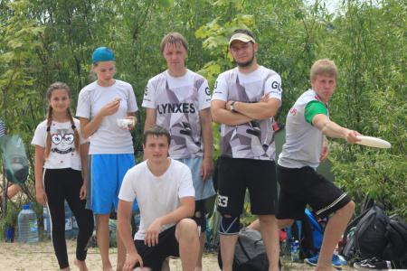 Команда Left4Win натурнире Gomel UBL 2018. Этап II (ОД, 5/5)