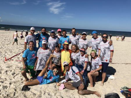 Команда Спорт і натурнире SandSlash 2018 (МД, 19/29)