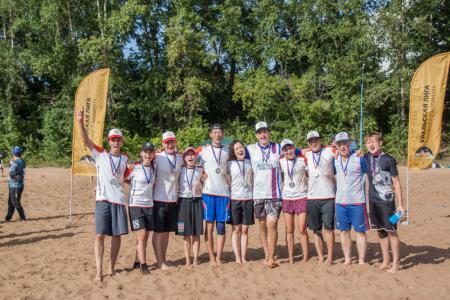 Команда FireDogs натурнире III этап UBUL 2018 (МД, 2/6)