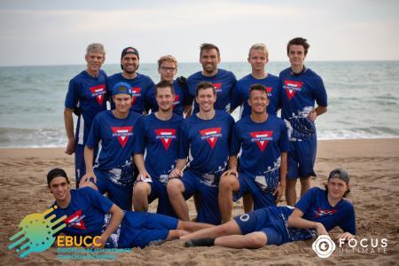 Команда KFUM натурнире EBUCC 2018 (ОД, 7/16)