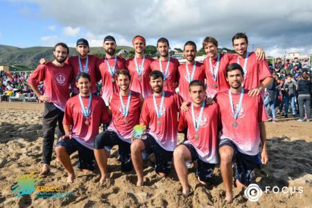Команда Fendisc натурнире EBUCC 2018 (ОД, 2/16)