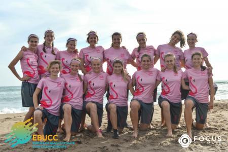 Команда 3SB натурнире EBUCC 2018 (ЖД, 15/16)