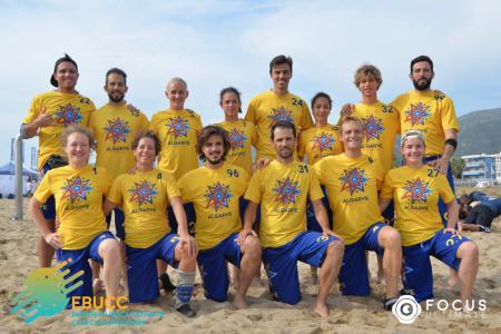 Команда UFA натурнире EBUCC 2018 (МД, 5/16)