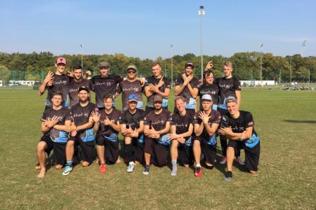 Команда Salaspils Wild Things натурнире EUCF 2018 (ОД, 6/24)