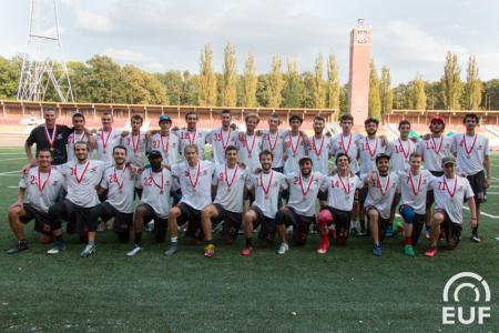 Команда CUSB La Fotta натурнире EUCF 2018 (ОД, 2/24)